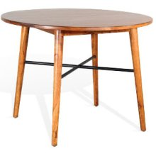 American Modern Round Counter Height Table