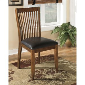AshleySIGNATURE DESIGN BY ASHLEYStuman - Medium Brown Set Of 2 Dining Room Chairs