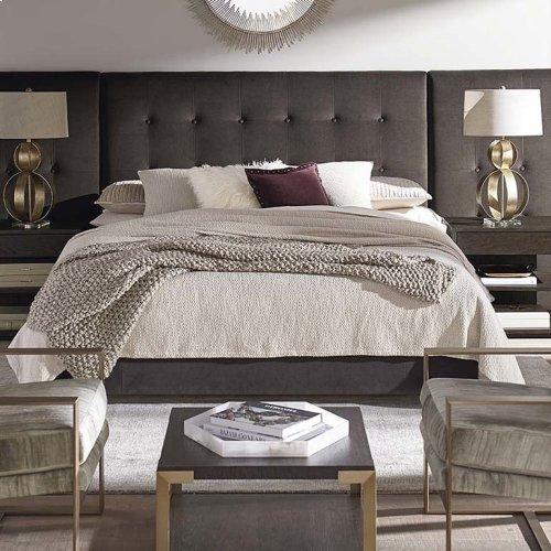 MODERN-Sausalito Cal. King Upholstered Bed