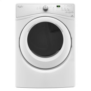 Whirlpool8.5 cu. ft. Duet® High Efficiency Front Load Electric Dryer with ENERGY STAR® White