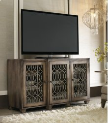 Home Entertainment 64 inch Entertainment Console
