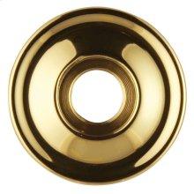 Lifetime Polished Brass 5017 Estate Rose