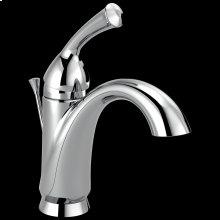 Chrome Single Handle Centerset Bathroom Faucet