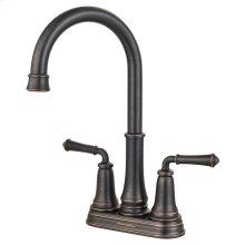 Delancey Centerset Bar Faucet  American Standard - Legacy Bronze