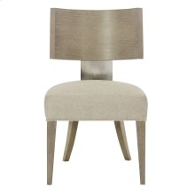 Mosaic Side Chair in Dark Taupe (373)