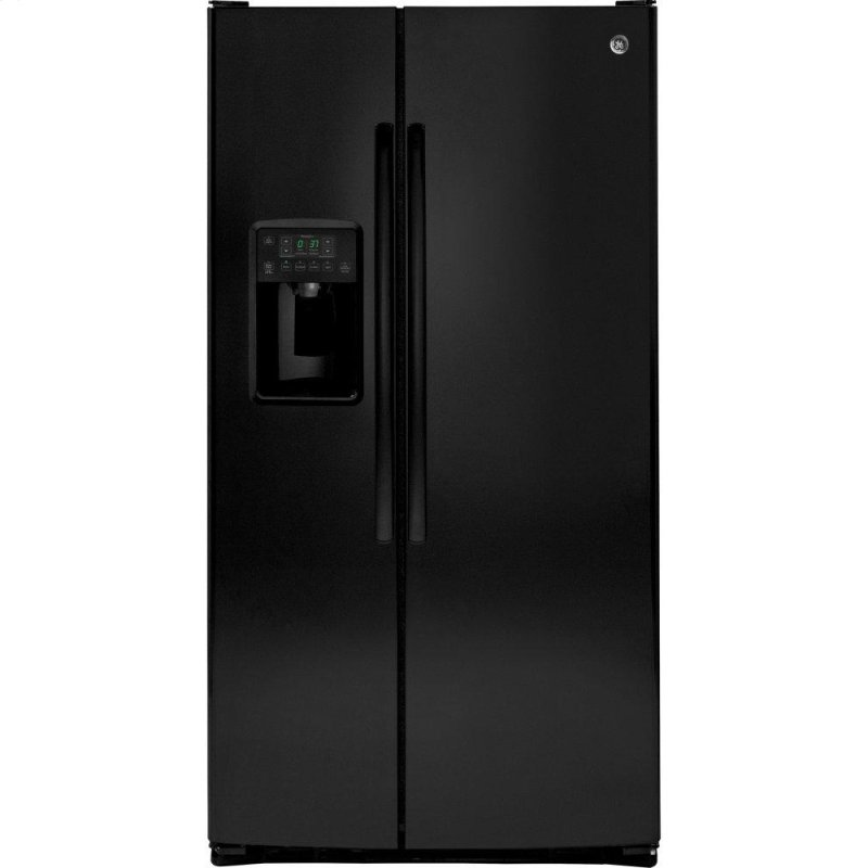 ENERGY STAR® 25.3 Cu. Ft. Side-By-Side Refrigerator