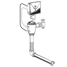 Selectronic Concealed Toilet Flush Valve for Wall-Hung Back Spud Bowls  American Standard - No Finish