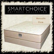 Smart Choice - Metcalfe - Firm - Queen