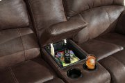 Glider REC Loveseat w/Console Product Image