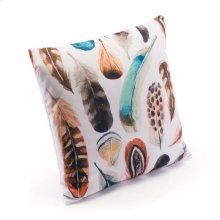 Plumas Two Pillow Multicolor