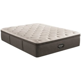 Beautyrest Silver - Hayes - Plush - Pillow Top - Queen