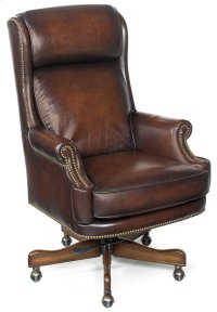 Home Office Kevin Executive Swivel Tilt Chair Product Image
