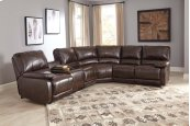 Hallettsville - Saddle 3 Piece Sectional