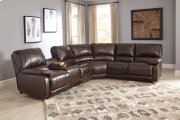 Hallettsville - Saddle 3 Piece Sectional Product Image