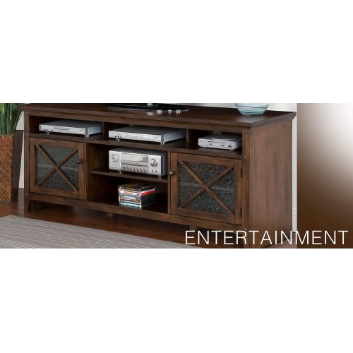 "Savannah 74"" TV Console"