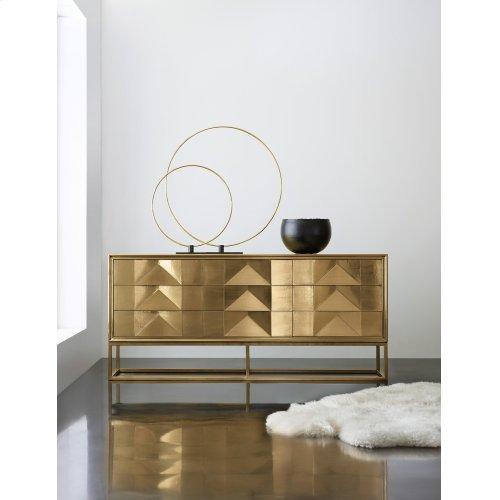 Living Room Melange Torian Credenza