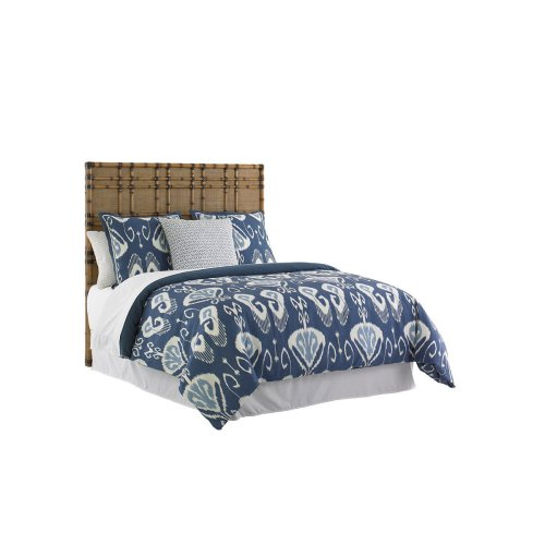 Coco Bay Panel Headboard Queen Headboard