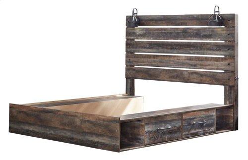 King Panel Footboard