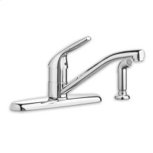 Colony Choice Kitchen Faucet  Side Spray  American Standard - Polished Chrome