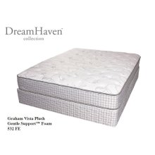 Serta Dreamhaven - Graham Vista - Plush - Queen
