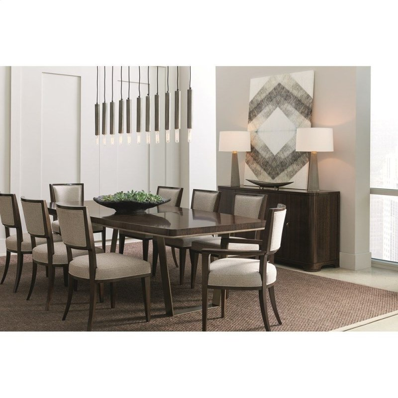Hidden Additional Streamline Dining Table