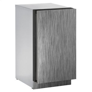 "U-Line18"" Refrigerator With Integrated Solid Finish and Field Reversible Door Swing (115 V/60 Hz Volts /60 Hz Hz)"