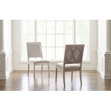 Cinema by Rachael Ray Upholstered Side Chair