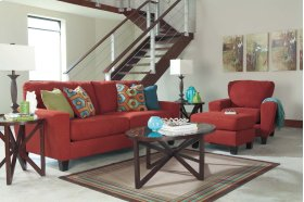 CLEARANCE ITEM--Sofa and Loveseat