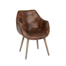 Roosevelt Arm Chair Chestnut
