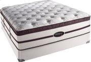 Beautyrest - Elite - Chrisette - Level 200 - Plush Firm - Summit Top - Queen Product Image
