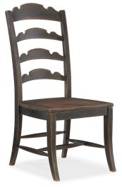 Dining Room Twin Sisters Ladderback Side Chair