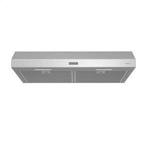 BroanGlacier 42-Inch 400 CFM Stainless Steel Range Hood