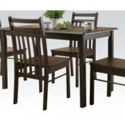 Cappuccino Dining Table Product Image