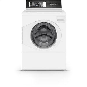 Speed QueenWhite Left Hand/Right Hand Hinge Front Load Washer