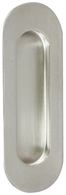 Oblong Pocket/Cup Pull w/Oblong Opening, US32 Product Image