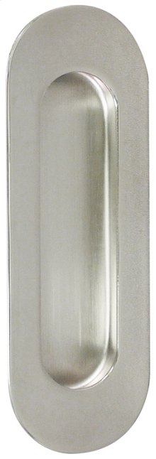 Oblong Pocket/Cup Pull w/Oblong Opening, US32