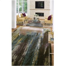 Phantom-Illusion Multi Hand Knotted Rugs