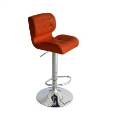 Taylor Orange Bar Stool