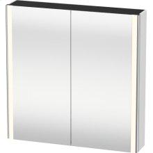 Mirror Cabinet, White Matt
