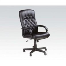 Bk Pu Office Chair W/lift @n Product Image