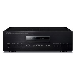 YamahaCD-S3000 Black CD-S3000 Natural Sound CD Player