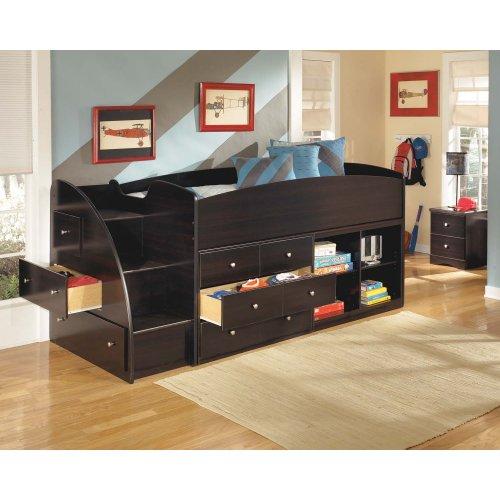 Embrace - Merlot 4 Piece Bedroom Set