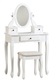 Vanity/Mirror/Stool (3/CN)