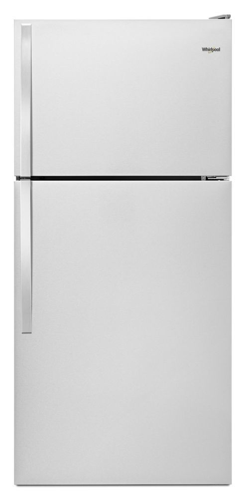 "Whirlpool30"" Wide Top-Freezer Refrigerator"