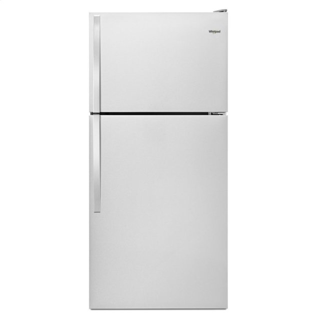 "Whirlpool 30"" Wide Top-Freezer Refrigerator"