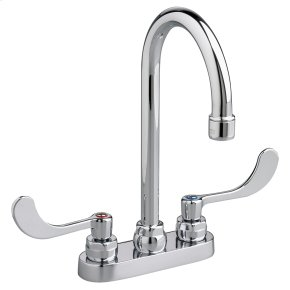 "Monterrey 4"" Centerset Gooseneck Faucet  1.5 GPM  American Standard - Polished Chrome"