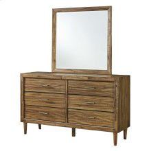 Broshtan - Light Brown 2 Piece Bedroom Set
