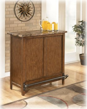 Theo Bar Set w/ 2 tall bar stools Set 2/CN