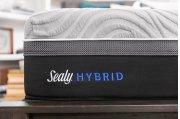 Sealy Hybrid - Performance - Copper II - Plush Product Image
