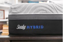 Sealy Hybrid - Performance - Copper II - Plush